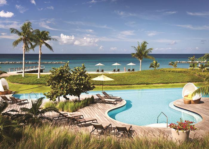 Pool, Four Seasons Resort Nevis, Nevis