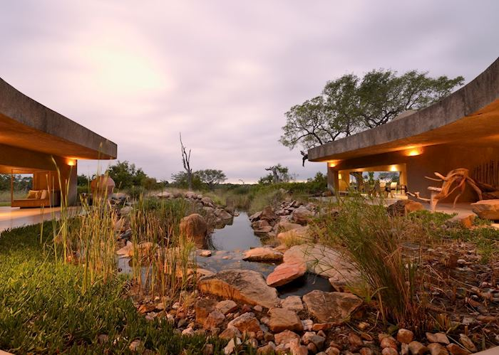 Sabi Sabi - Earth Lodge, The Sabi Sand Wildtuin