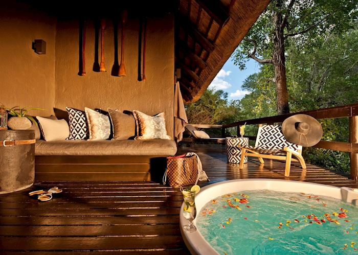 Sabi Sabi - Little Bush Camp, The Sabi Sand Wildtuin