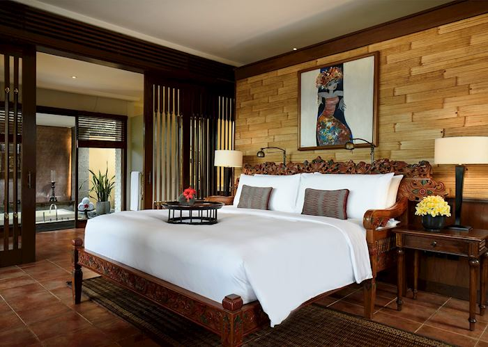 One bedroom pool villa, Chedi Club Tanah Gajah