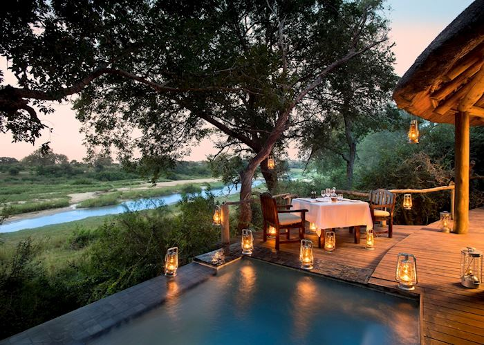 Dulini River Lodge, The Sabi Sand Wildtuin