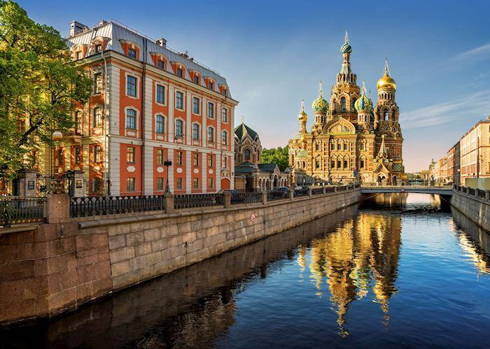 St. Petersburg, St. Petersburg