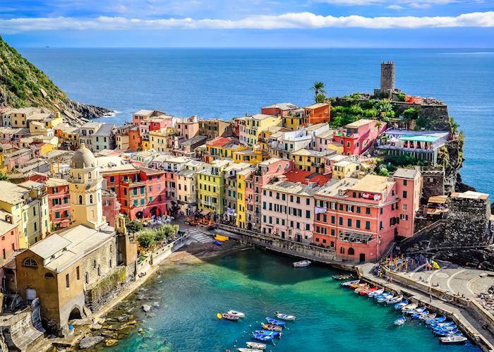 View of Vernazza, Cinque Terre