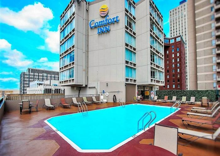 Comfort Inn Downtown, Memphis