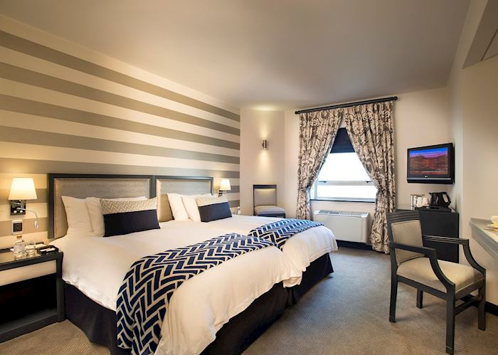 Standard twin room, The Portswood Hotel