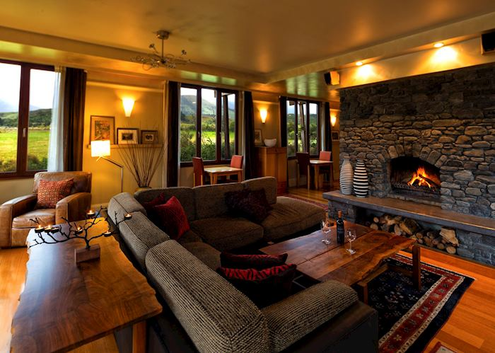 Hapuku Lodge, Kaikoura