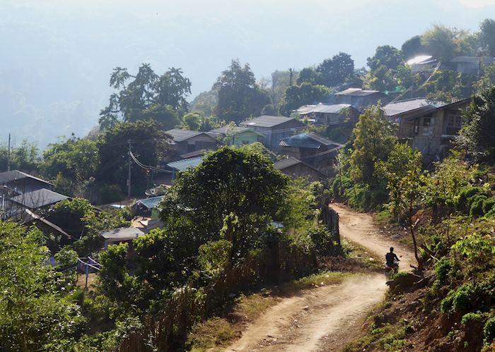 Doi Pumuen Hilltribe Village