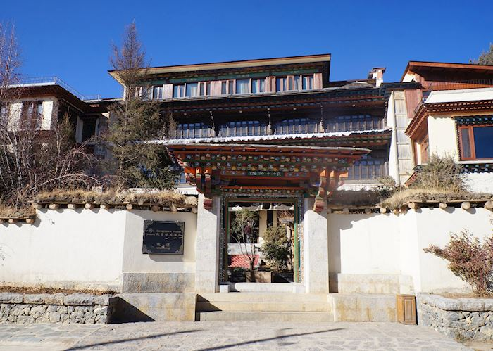 Songtsam Hotel, Zhongdian