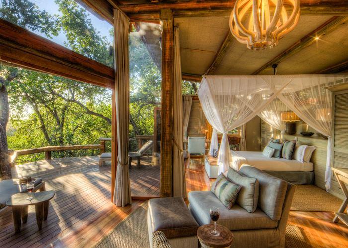 Camp Okavango, Shinde Concession