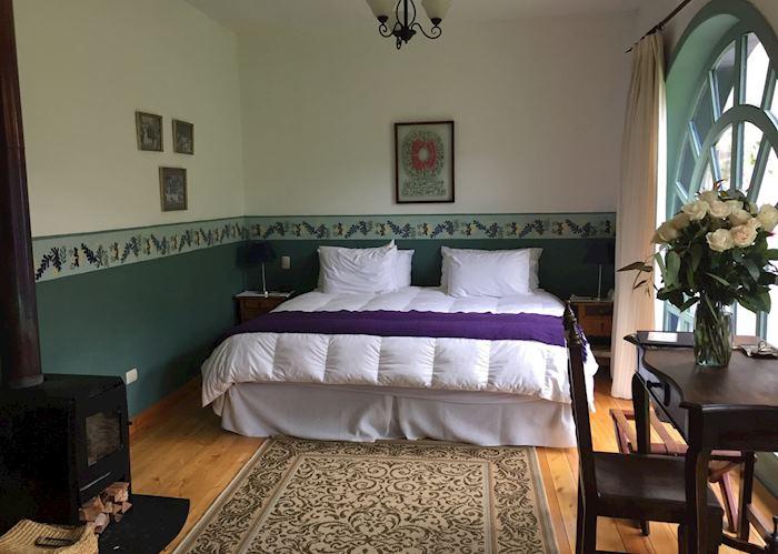 Deluxe Room, Hacienda Zuleta