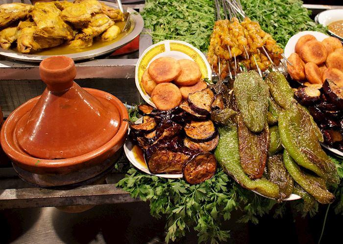 Street food, Morocco