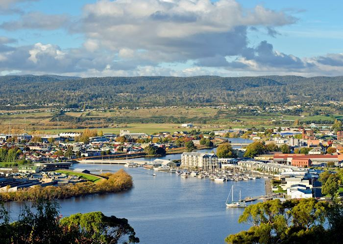 Launceston City Dock
