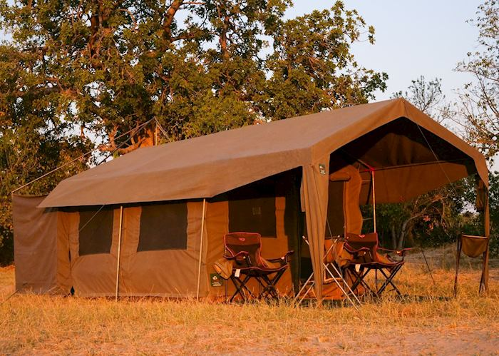 Letaka Mobile Tented Camp