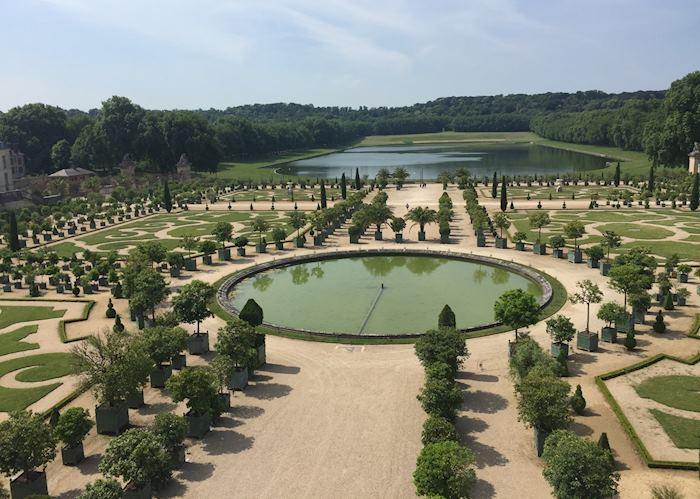 Orangerie, Château de Versailles