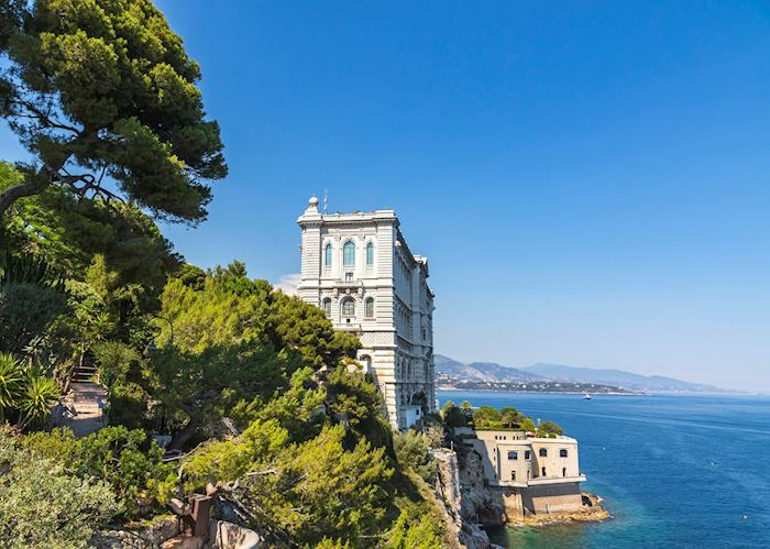 Mediterranean Sea, Monaco
