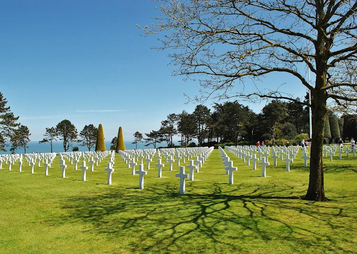 American Cemetery and Memorial, Normandy
