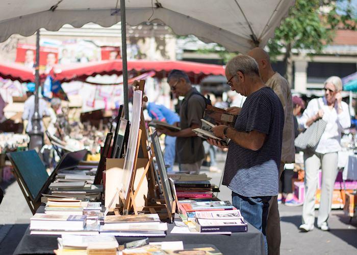 Market, Paris