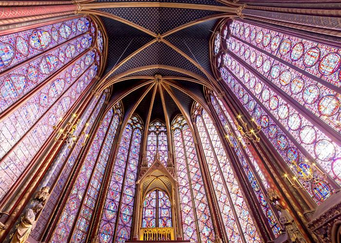Sainte-Chapelle , Paris