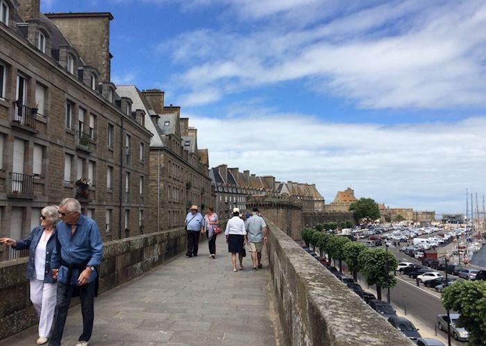 Ramparts, Saint-Malo