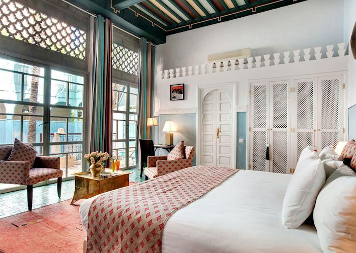 Suite, Les Jardins De La Medina, Marrakesh