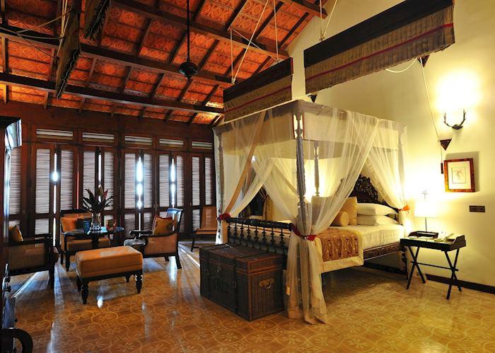 Nelum Plantation House suite