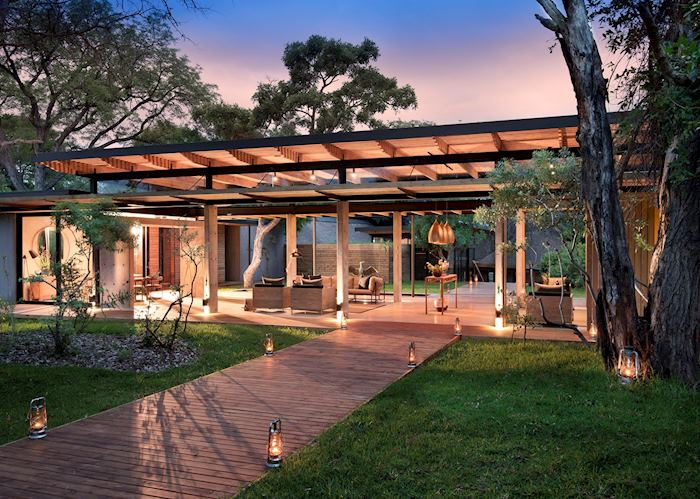 Ivory Lodge, Lion Sands Private Game Reserve