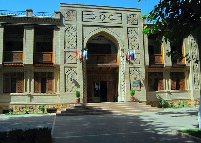 Hotel Malika Prime, Samarkand