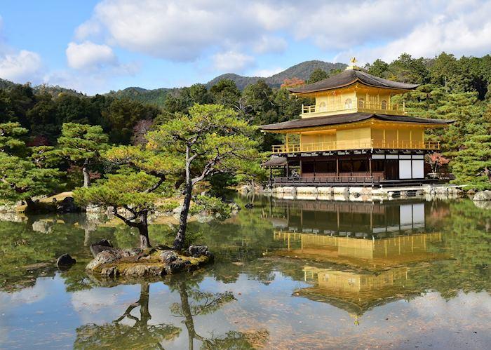 Golden Pavilion, Kyoto