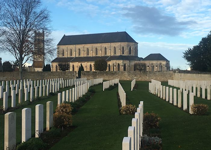 Ranville Cemetery, Normandy