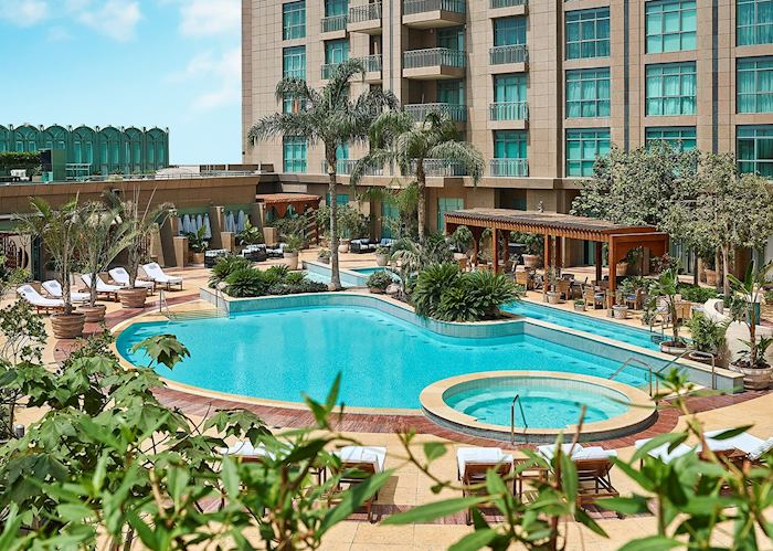 Four Seasons Nile Plaza, Cairo