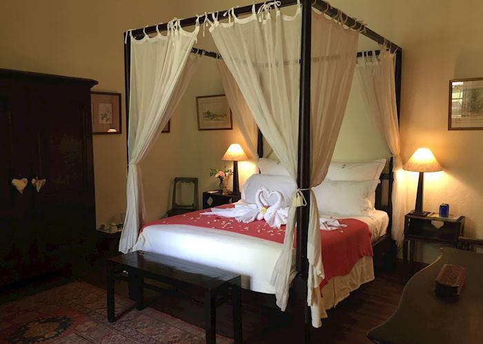 Guest Room, La Demeure Saint Antoine, Mauritius