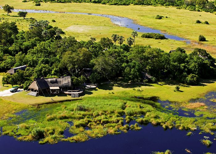 Selinda Camp, Selinda Concession