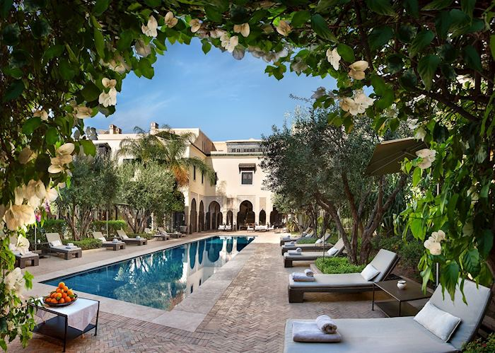 Villa Des Orangers, Marrakesh
