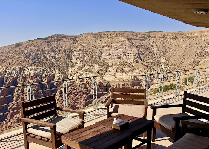 Dana Guesthouse, Dana Nature Reserve