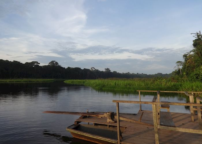 Excursion to Lake from Posada Amazonas, Puerto Maldonado