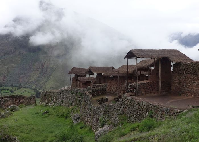 Pisac Ruins, Sacred Valley of the Incas