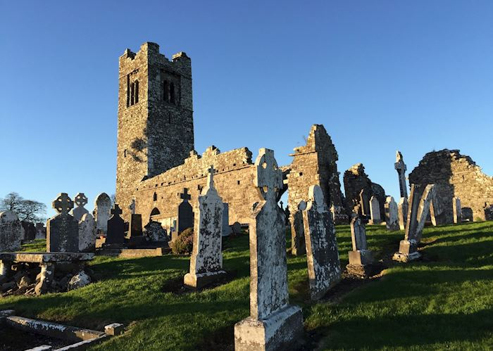 Hill of Slane near Newgrange