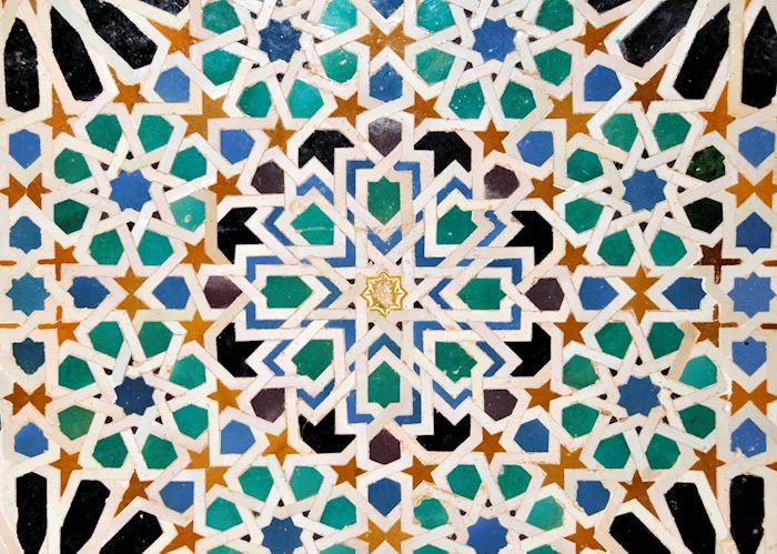 Mosaics, Granada
