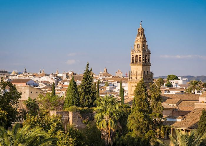 City view, Córdoba