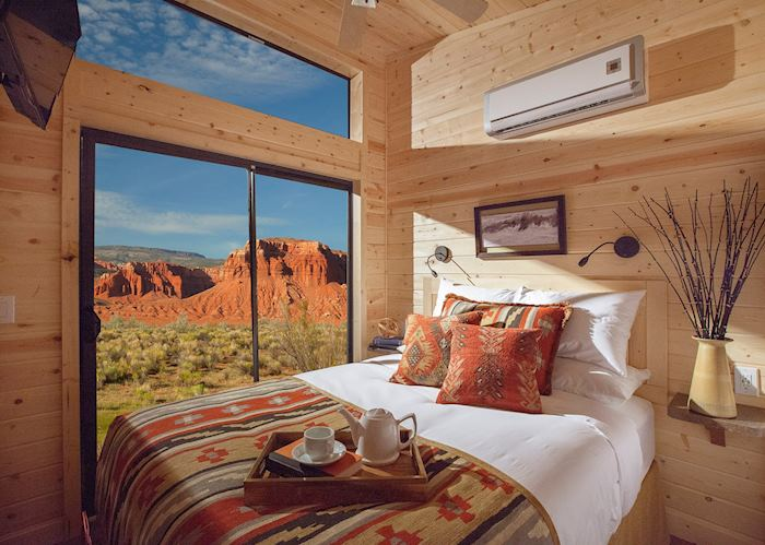 Capitol Reef Resort Two Bedroom Cabin