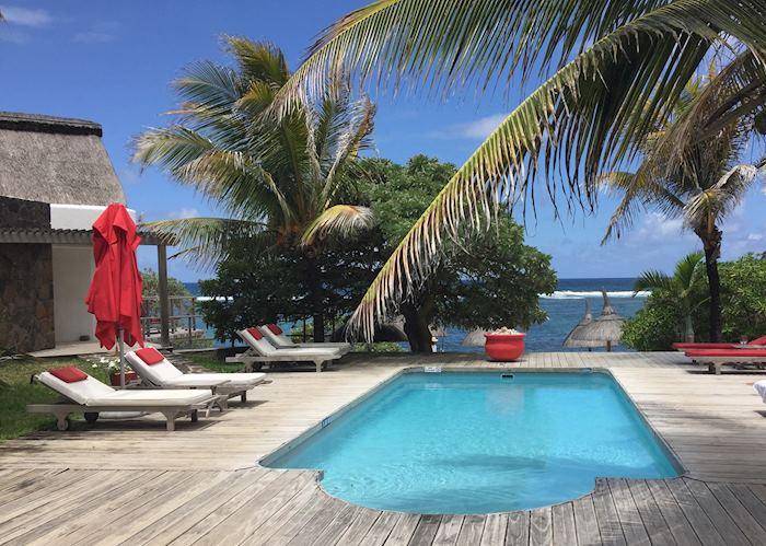 Pool, La Maison D'Ete, Mauritius