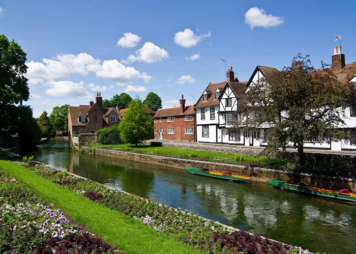Canterbury riverside
