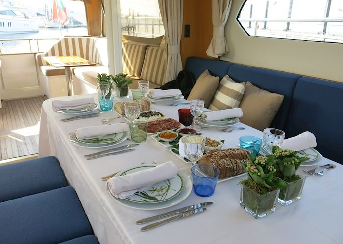 Douro lunch cruise, Portugal
