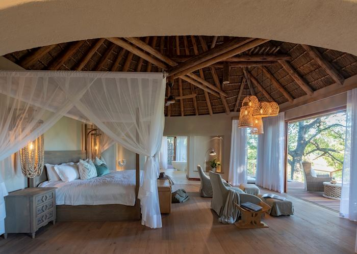 Dulini River Lodge, suite