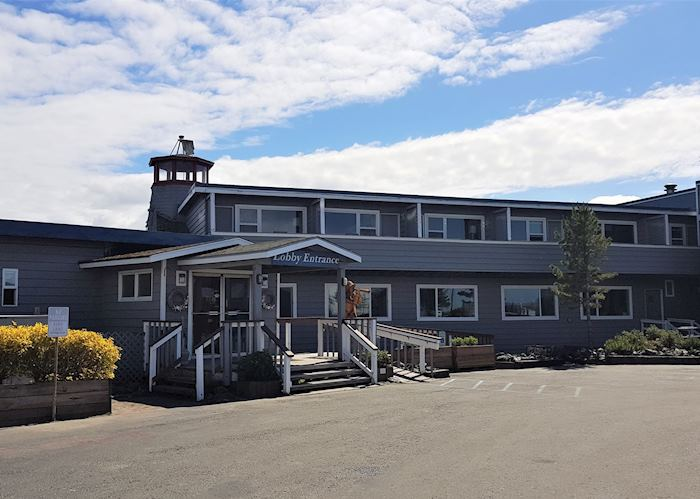 Lands End Resort, Homer