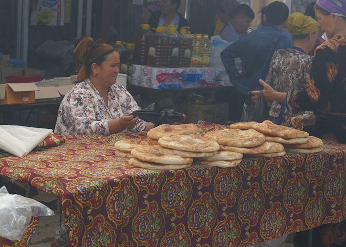 Urgut Market