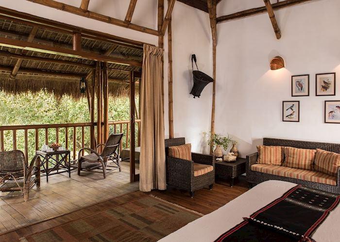 Diphlu cottage, Diphlu River Lodge