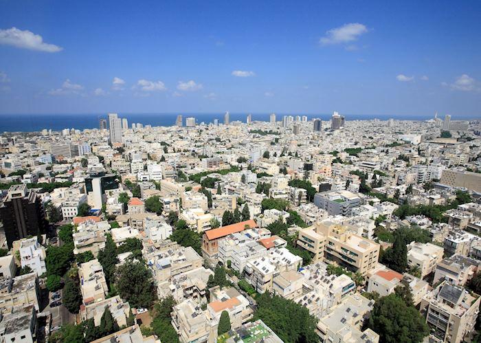 The White City, Tel Aviv