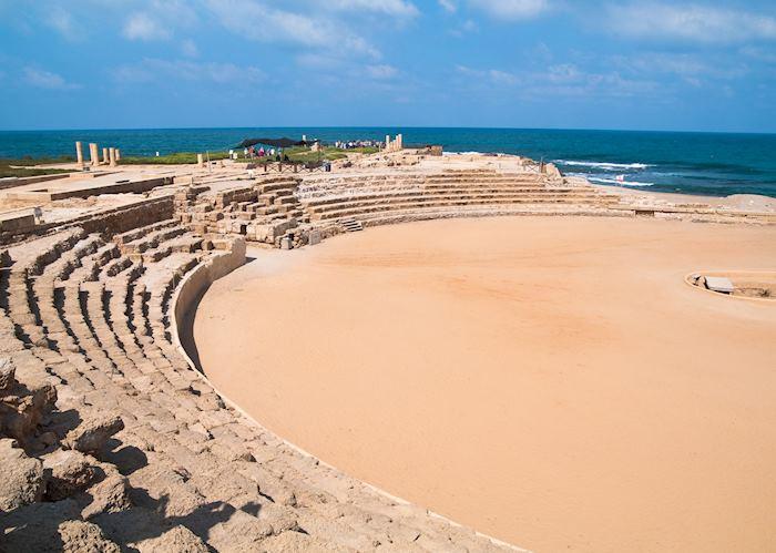 Hippodrome at Caesarea