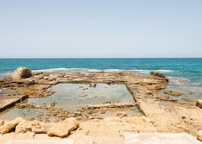 Caesarea village, Israel